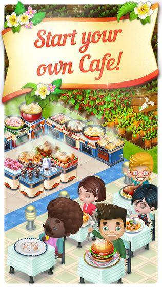 Happy Cafe软件截图0