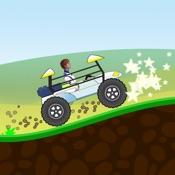 爬坡赛:山地赛车