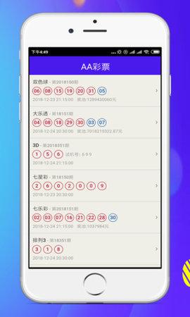 AA彩票助手软件截图2