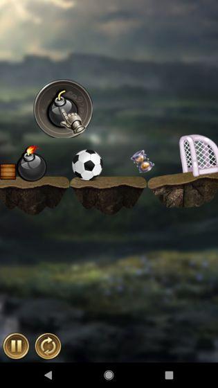 滚滚足球free完整版软件截图2