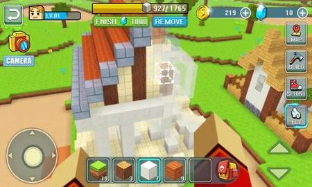 像素小人大冒险游戏软件截图1