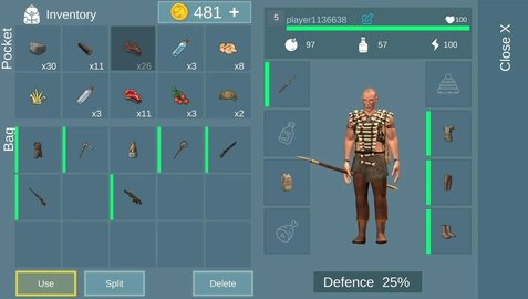 岛屿生存游戏软件截图1