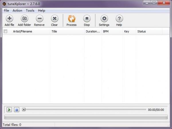 AbyssMedia tuneXplorer(音乐文件音调查看软件)下载