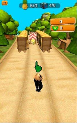 地铁婴儿跑酷游戏软件截图0