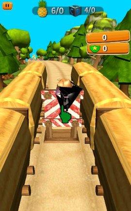地铁婴儿跑酷游戏软件截图2