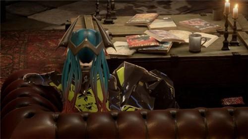噬血代码梦幻之星库娜发型MOD下载