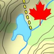 Topographic Maps Canada