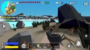 我的迷你方舟世界2:生存进化软件截图2