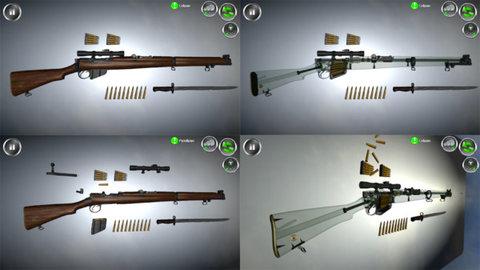 武器拆卸模拟器