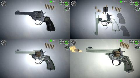 武器拆卸模拟器软件截图3