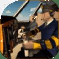 新版仿真飞机驾驶游戏