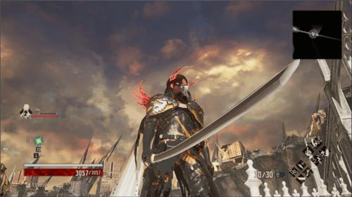 噬血代码武士刀MOD下载