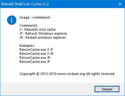 Rebuild Shell Icon Cache(桌面图标缓存清理软件)下载