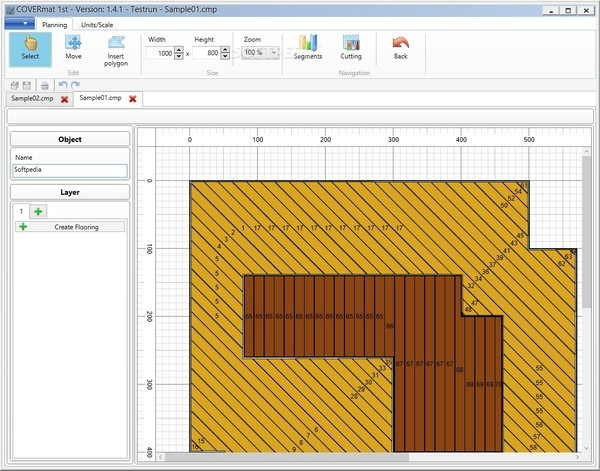 COVERmat(地板布局设计软件)下载