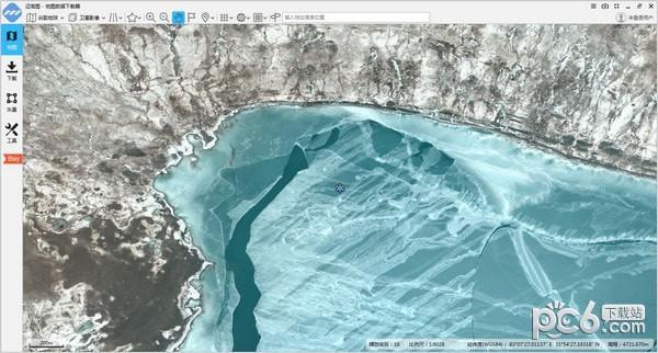 迈高图(地图数据下载器)下载