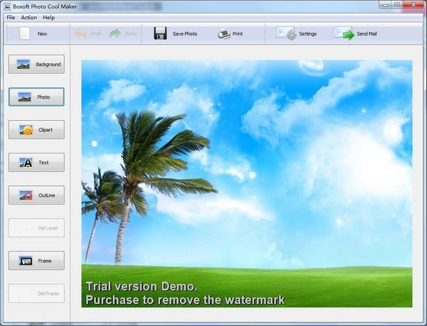 Boxoft Photo Cool Maker(照片美化软件)下载