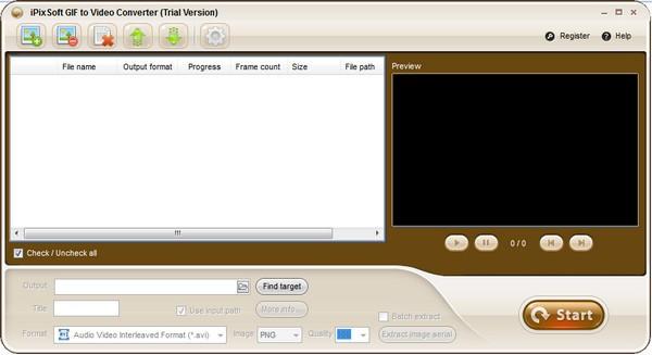 iPixSoft GIF to Video Converter(GIF转视频工具)下载