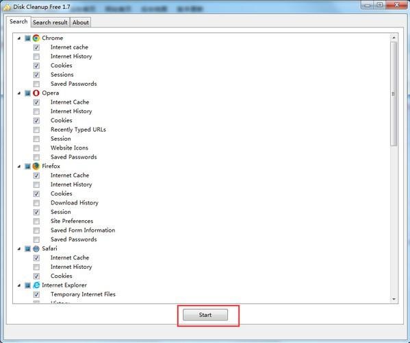 Disk Cleanup Free(磁盘清理软件)下载
