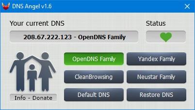 DNS Angel(DNS网络防护软件)下载