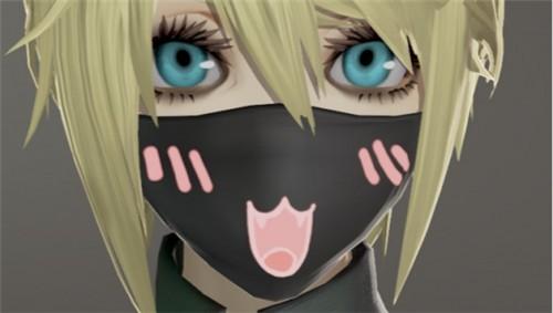 噬血代码超级可爱的口罩MOD下载