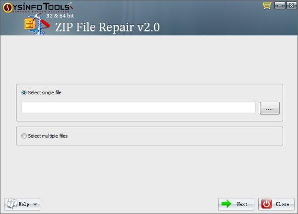 SysInfoTools ZIP Repair(Zip修复软件)下载
