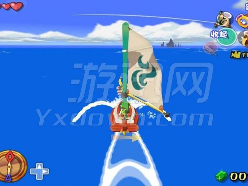 塞尔达传说:风之杖 中文版下载