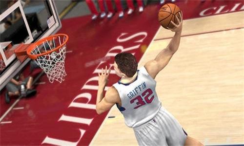 nba篮球游戏大全