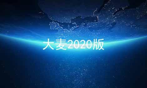 大麦2020版软件合辑