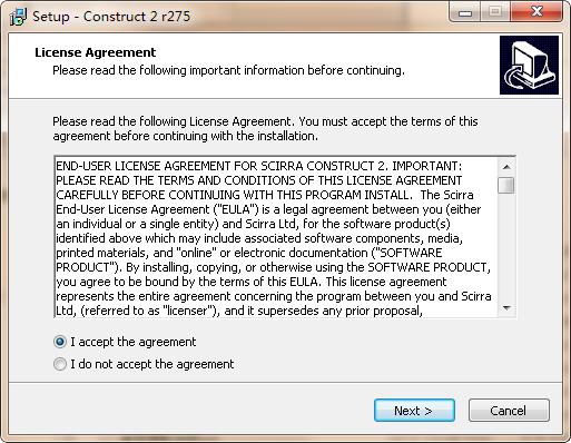 Construct 2(HTML游戏制作工具)下载
