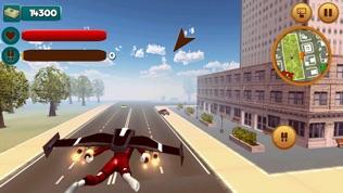 蜘蛛英雄犯罪遗产3D软件截图1