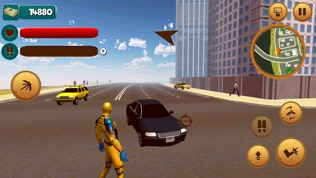 蜘蛛英雄犯罪遗产3D软件截图0