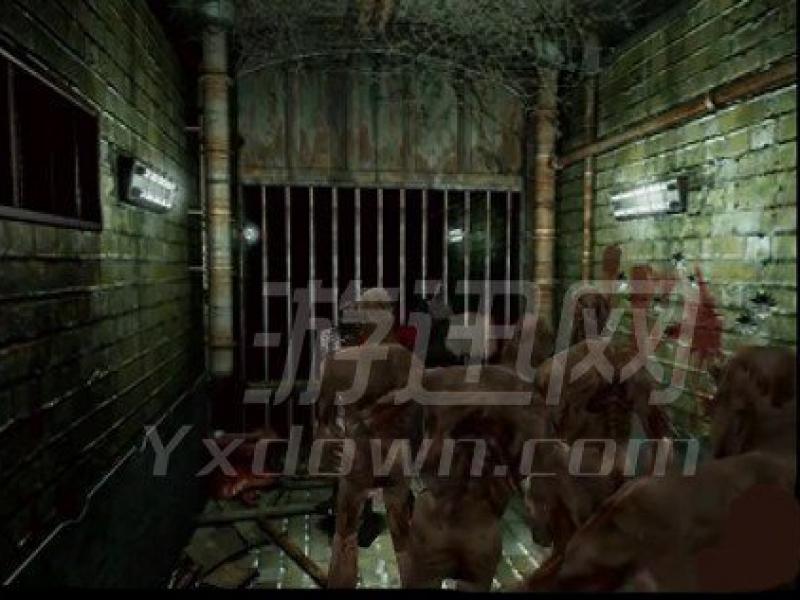 生化危机2:致命之夜 英文版下载