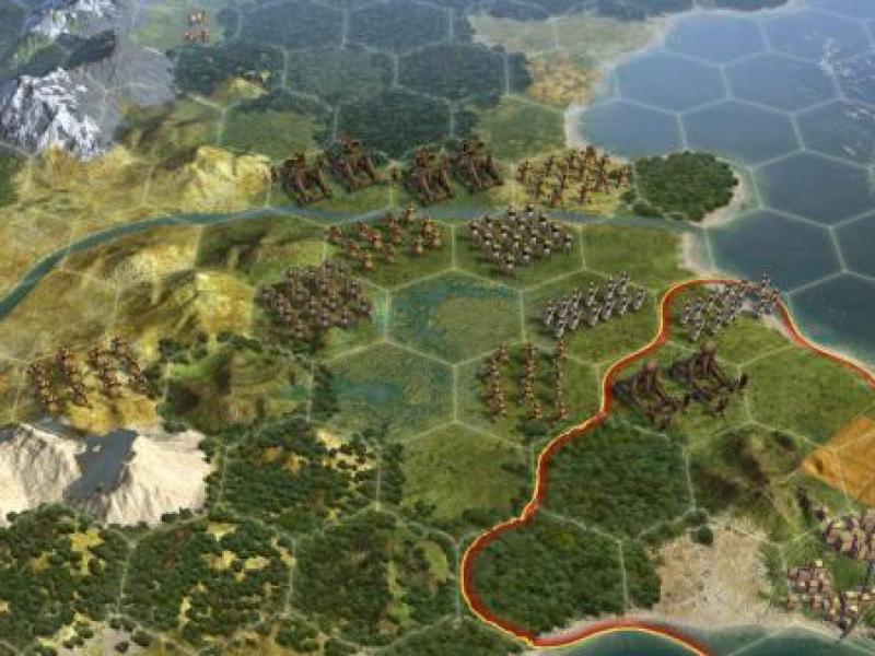 文明5:美丽新世界 中文版下载