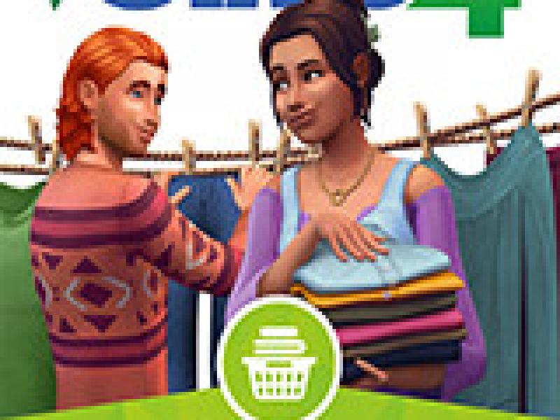 模拟人生4:快乐洗衣日 中文版