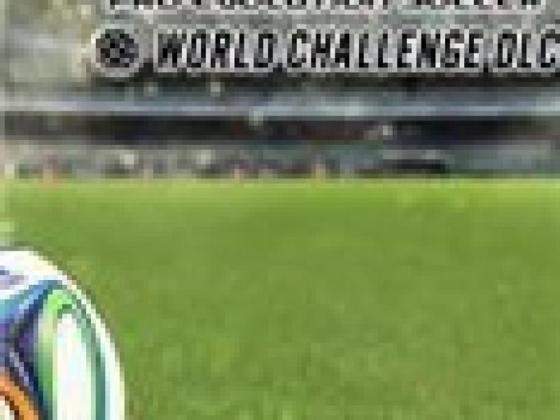 实况足球2014:决战世界杯 中文版