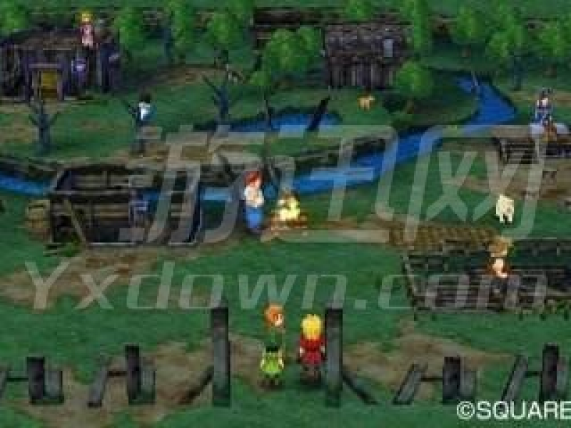 勇者斗恶龙7 FC游戏下载