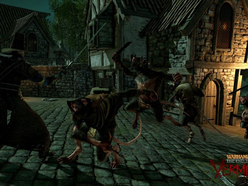 战锤:末世鼠疫 PC正式版下载