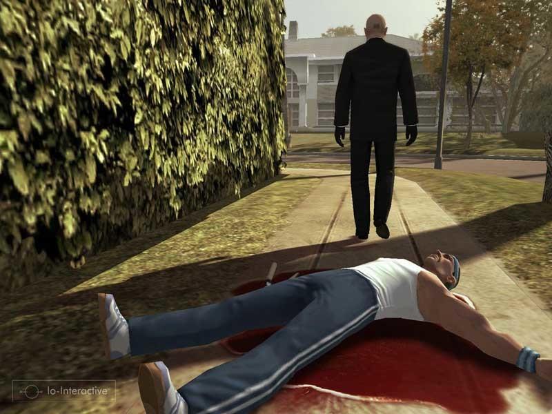 杀手4:血钱 破解版下载