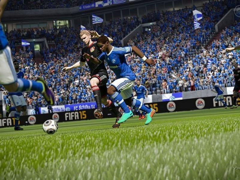 FIFA 15 中文版下载