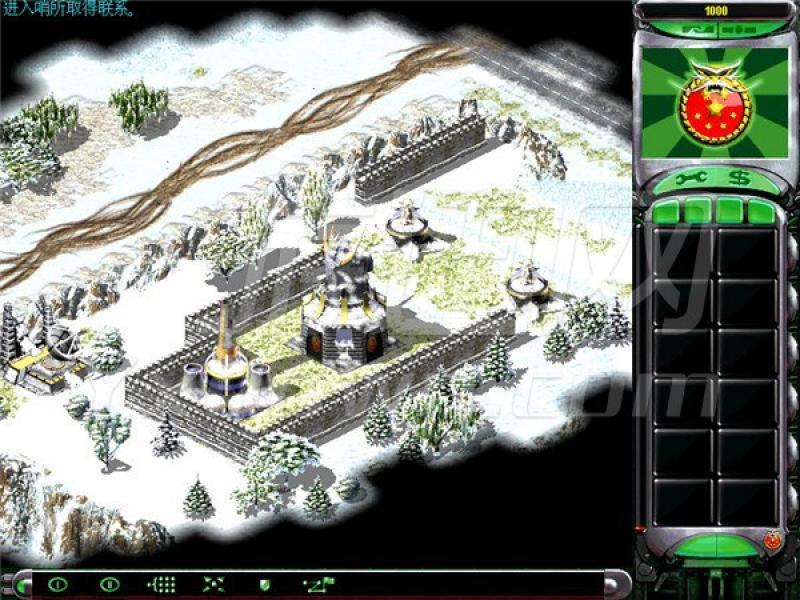 红色警戒2战网 完整版下载