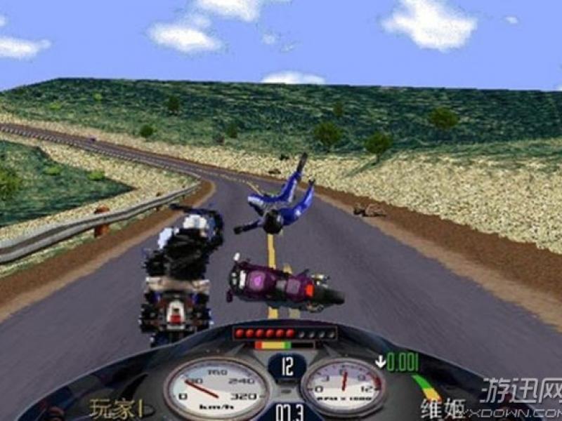 暴力摩托2008 硬盘版下载