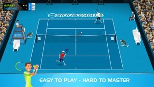 Stick Tennis软件截图0