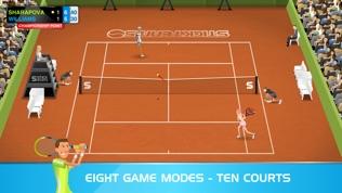 Stick Tennis软件截图1