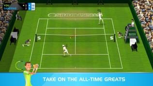 Stick Tennis软件截图2