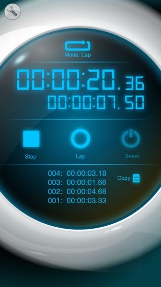 秒表软件截图1