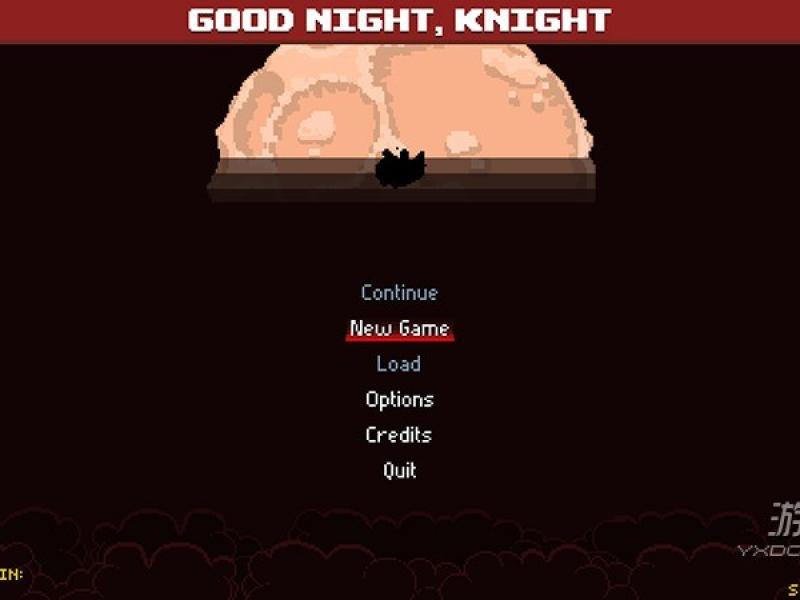 晚安,骑士 试玩版下载