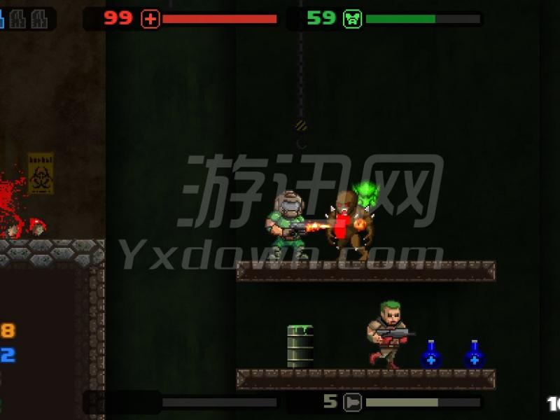 迷你毁灭战士2 英文版下载