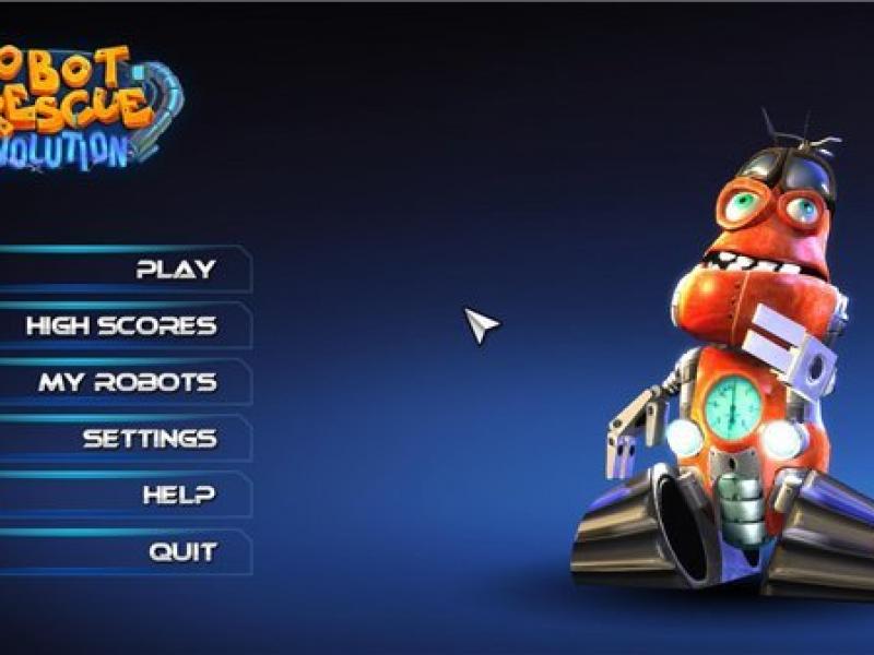 机器人救援:革命 英文版下载