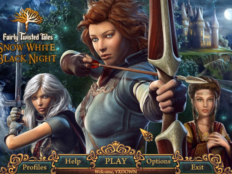 扭曲童话2:白雪公主的黑夜 测试版下载