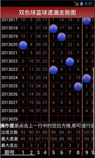 双色球手机版软件截图2